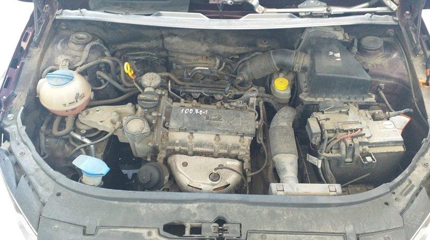 Aripa dreapta fata Skoda Fabia II 2011 Hatchback 1.2i 51 kw 70cp