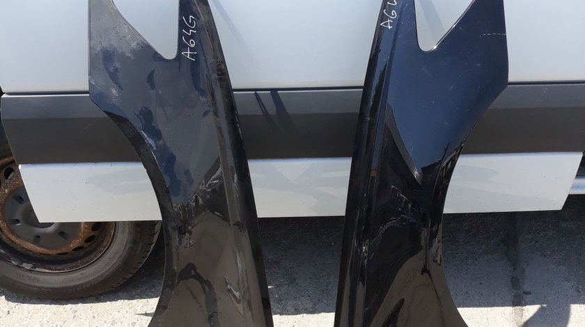 Aripa fata Audi A6 4G stg/dr
