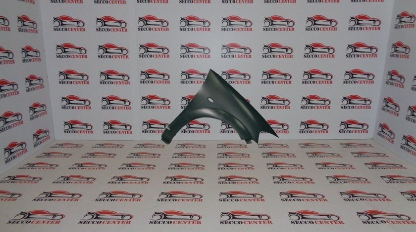 Aripa fata Citroen C3 2005 2006 2007 2008 2009 dreapta