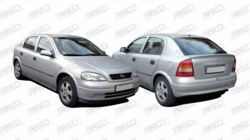 Aripa fata OPEL ASTRA G Cabriolet (F67) (2001 - 2005) PRASCO OP0173003 produs NOU