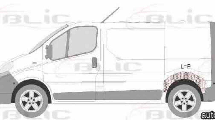 Aripa interioara RENAULT TRAFIC II bus JL BLIC 6504-03-6061559P