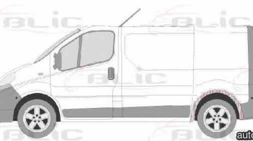 Aripa interioara RENAULT TRAFIC II bus JL BLIC 6504-03-6061551P