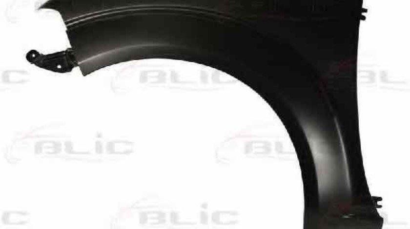 Aripa NISSAN NAVARA platou / sasiu D40 Producator BLIC 6504-04-1677311P