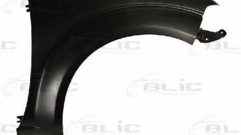Aripa NISSAN NAVARA platou / sasiu D40 Producator BLIC 6504-04-1677312P