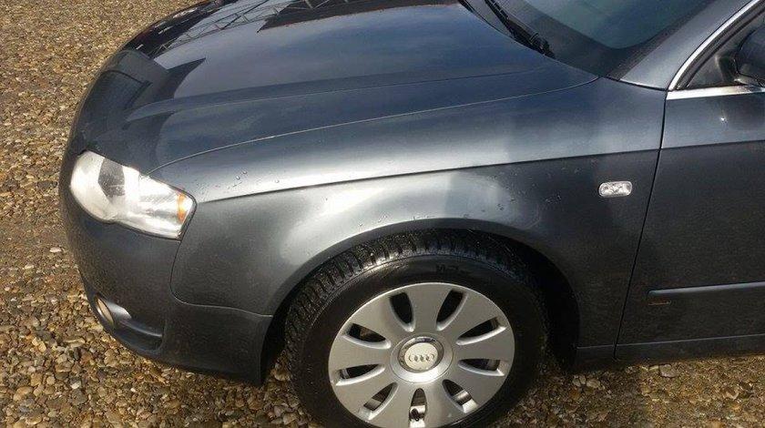 Aripa Stanga Fata Audi A4 B7