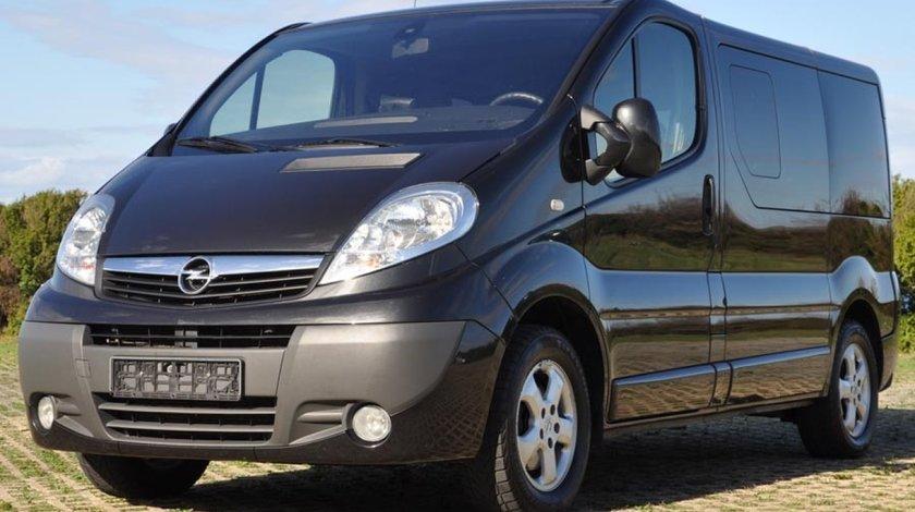 Aripa stanga fata culoare neagra opel vivaro facelift 2006-2014