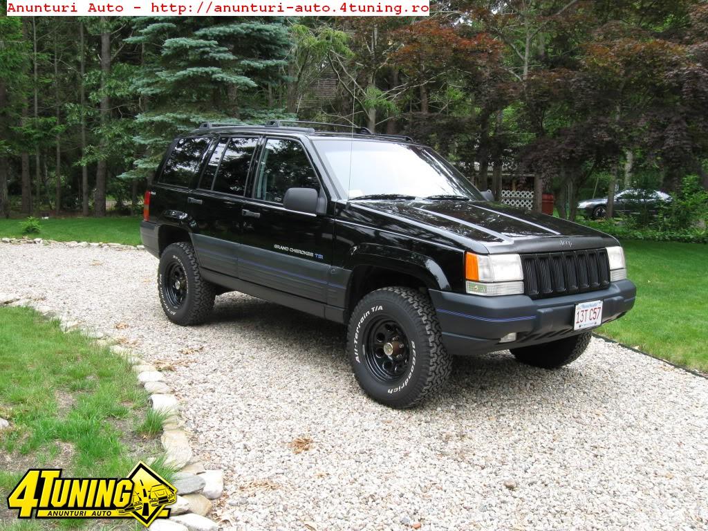 Aripa stanga fata Jeep Grand Cherokee 5 2i V8 an 1997 aripa dreapta fata Jeep Grand Cherokee 5 2i V8 an 1997