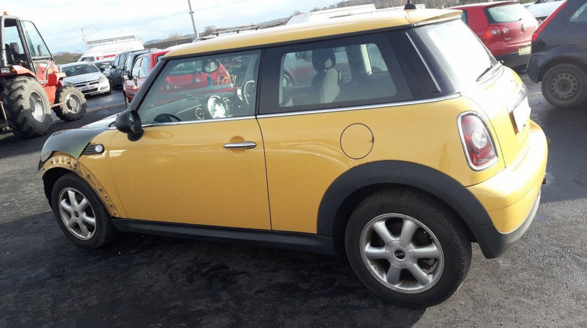 Aripa stanga spate Mini Cooper 2009 hatchback 1.4