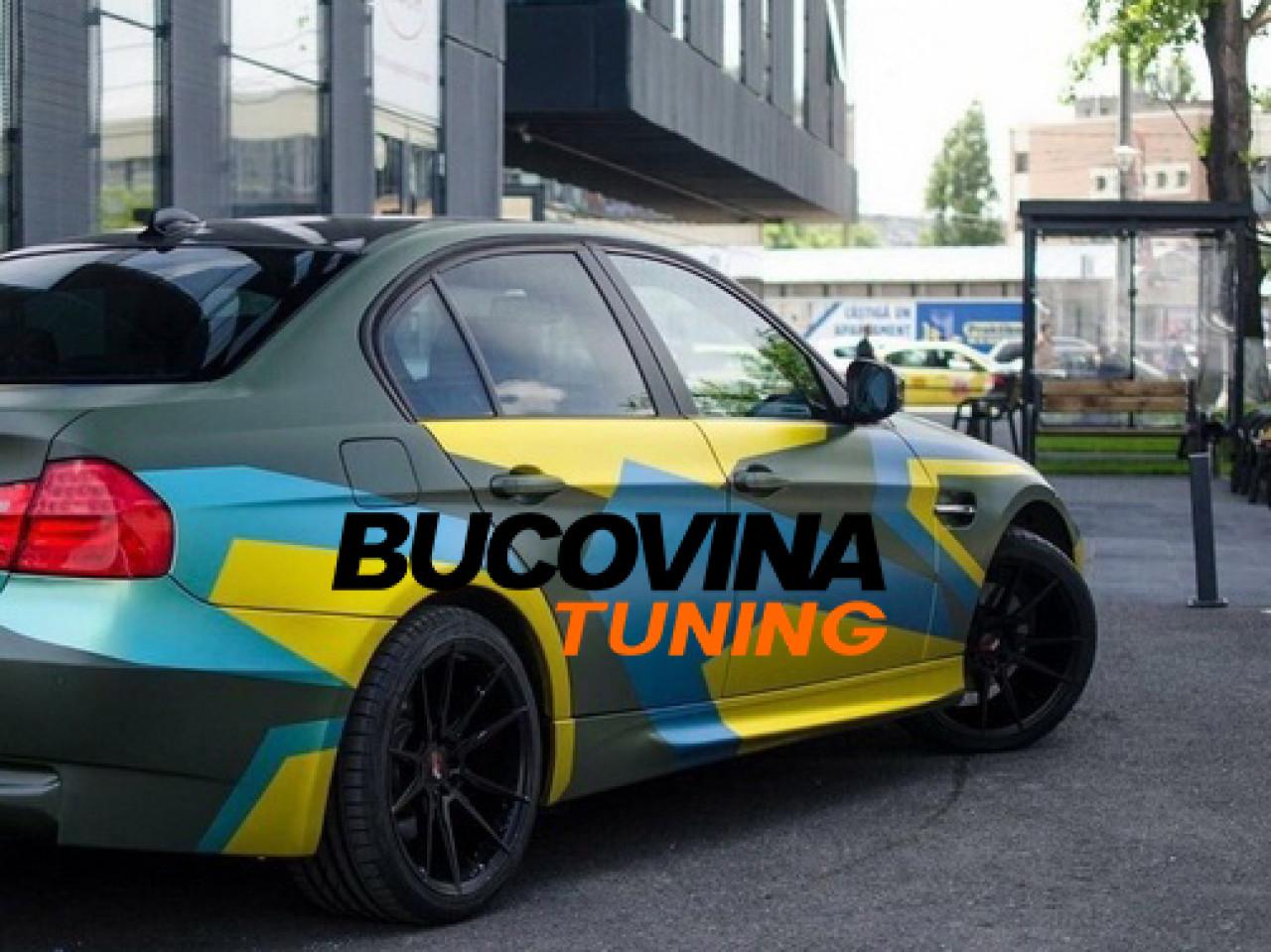 ARIPI LATERALE BMW SERIA 3 E90/ E91 (05-11) M3 DESIGN