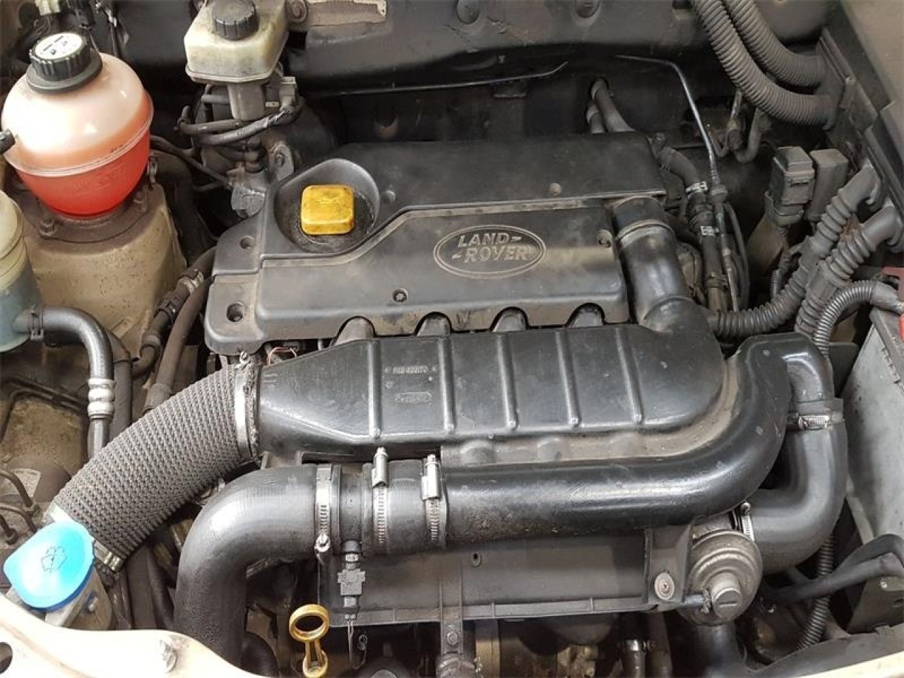 Armatura bara fata Land Rover Freelander 2005 SUV 2.0 D