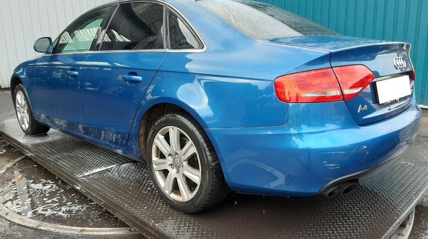 Armatura bara spate Audi A4 B8 2009 Sedan 1.8 TFSI