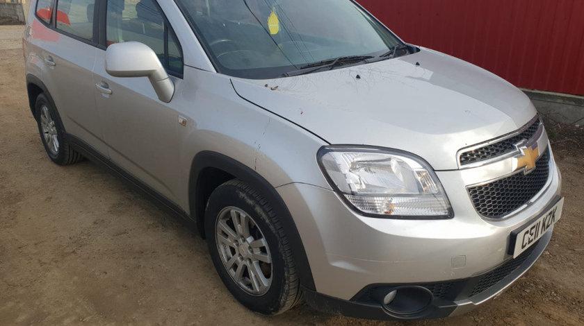Armatura bara spate Chevrolet Orlando 2011 7 locuri MPV 2.0 d