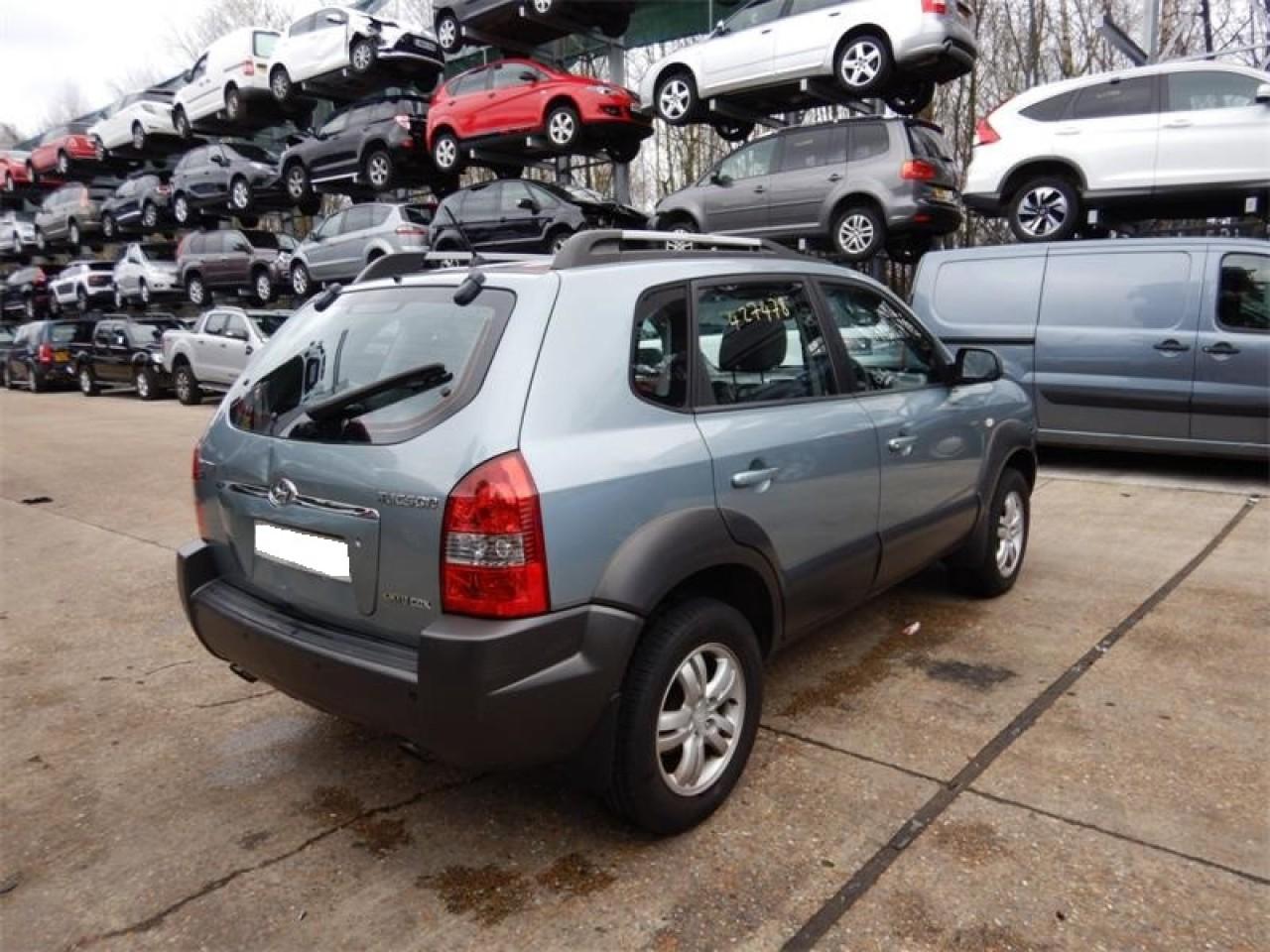 Armatura bara spate Hyundai Tucson 2006 SUV 2.0 CRTD