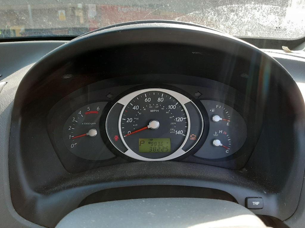 Armatura bara spate Hyundai Tucson 2007 SUV 2.0 TDI