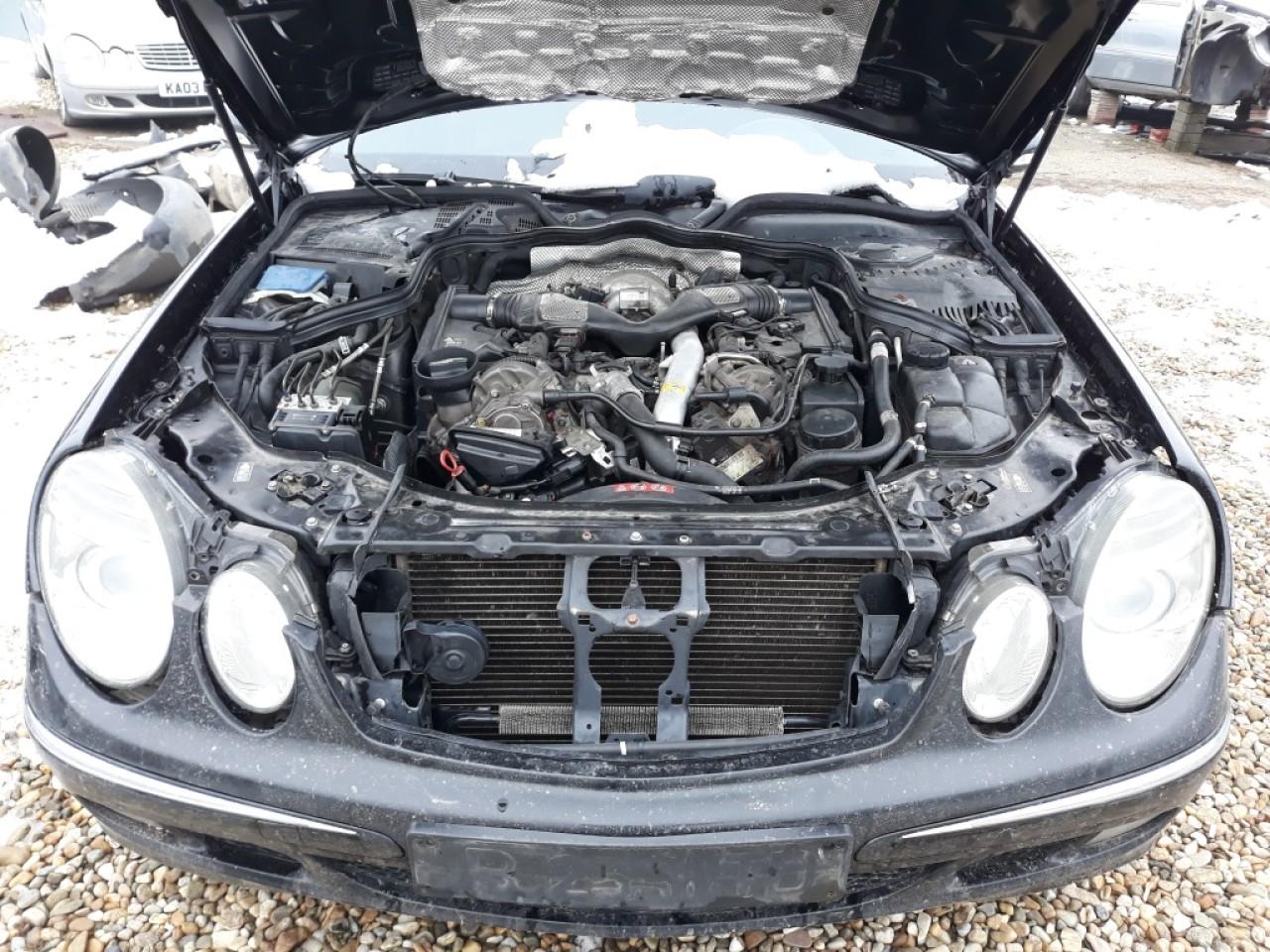 Armatura bara spate Mercedes E-CLASS W211 2008 4x4 3.0