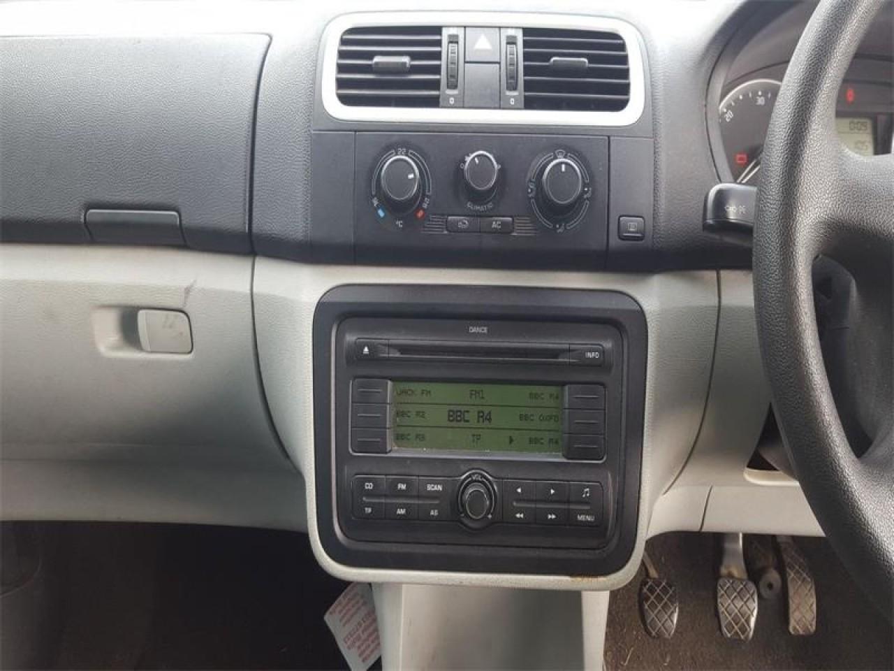 Armatura bara spate Skoda Roomster 2006 MPV 1.4 TDi