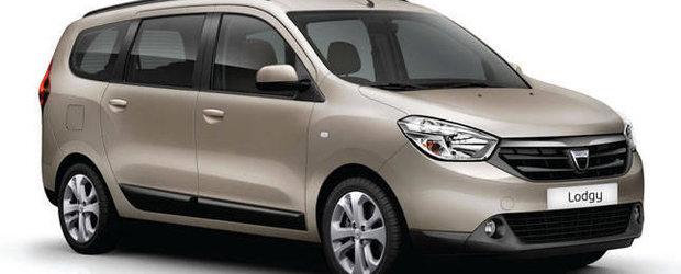 Arnaud Deboeuf (Renault): Dacia Lodgy nu are nevoie de ESP