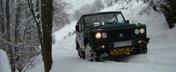 Povestea lui ARO 240, masina dupa care a fost facut Mercedes-Benz G Class