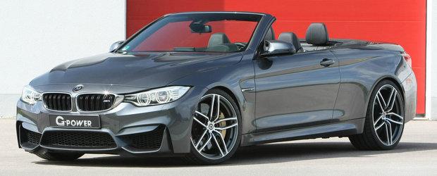 Aroganta suprema pentru fanii BMW. G-Power prezinta jantele din material folosit la navele spatiale
