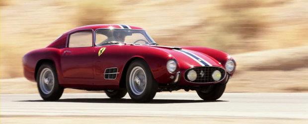 Arta in miscare: Cinci minute in compania legendarului Ferrari 250 GT Tour de France
