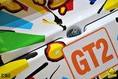 Arta intalneste motorsportul: BMW M3 GT2 Art Car