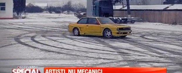 Arta tuningului din Romania: reportaj la televizor