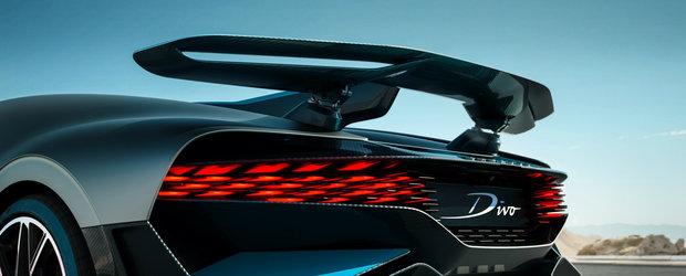 Asa a luat nastere Bugatti DIVO, super masina cu pret astronomic si productie limitata la 40 de exemplare