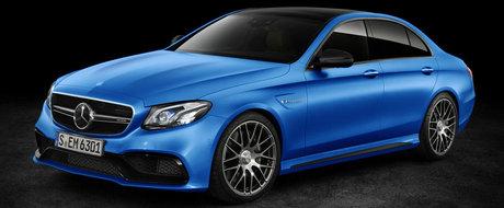 ASA ar putea arata urmatorul Mercedes E63 AMG