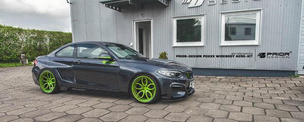 Asa arata BMW-ul Seria 2 in viziunea celor de la Prior Design