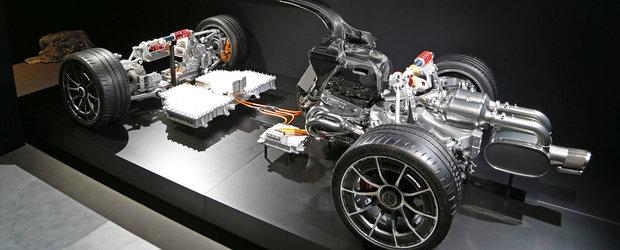 ASA arata 'inima' viitorului Mercedes cu motor din Formula 1. GALERIE FOTO