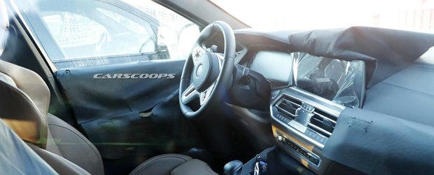Asa arata interiorul noului X6 M inainte ca BMW sa vrea ca tu sa il vezi. FOTO SPION