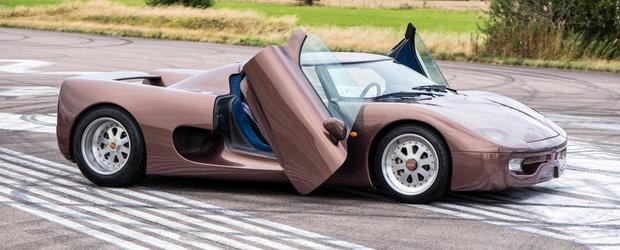 ASA arata prima masina fabricata de suedezii de la Koenigsegg