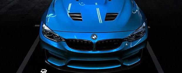 Asa arata primul kit de tuning pentru noul BMW M4 Coupe! Ce parere ai?