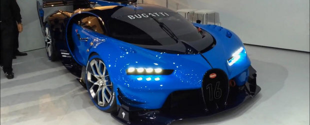 ASA arata si suna noul Bugatti Vision Gran Turismo