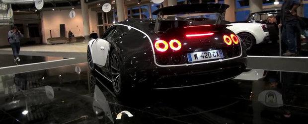 Asa arata si suna un Bugatti Veyron modificat, de 2.5 milioane euro