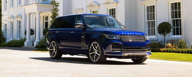 Asa arata un Range Rover de peste 260.000 de euro. Ce dotari de lux ofera modelul britanic