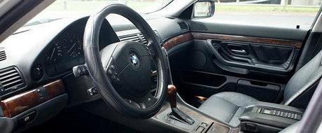 Asa ceva nu vezi chiar in fiecare zi: Uite BMW-ul Seria 7 cu 640.000 kilometri la bord!