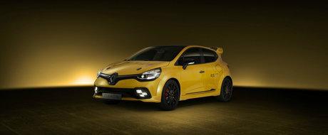 Asa cum au promis, cei de la Renault Sport au lansat cel mai rapid model al lor, conceptul RS 16