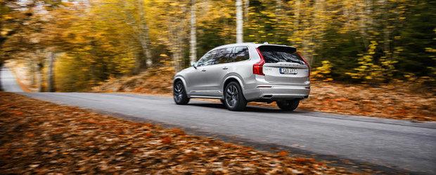 Asa cum ne-au obisnuit, cei de la Polestar aduc numai modificari bune Volvo-ului XC90