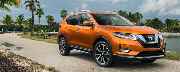 Asa da! Nissan pregateste un motor diesel mai puternic de 150 CP pentru X-Trail facelift