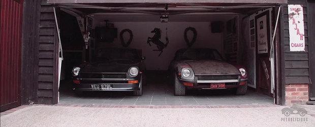 Asa tata, asa fiu: Pasiunea unei familii pentru Datsun 240Z