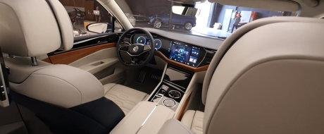 ASA trebuie sa arate noul Touareg! Imagini spectaculoase cu Volkswagen T-Prime GTE