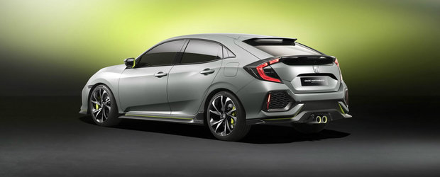 ASA va arata urmatorul Civic. Cand se lanseaza pe piata noul model