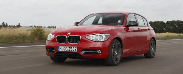 Asculta in premiera sunetul noului motor 1.5 turbo de la BMW!