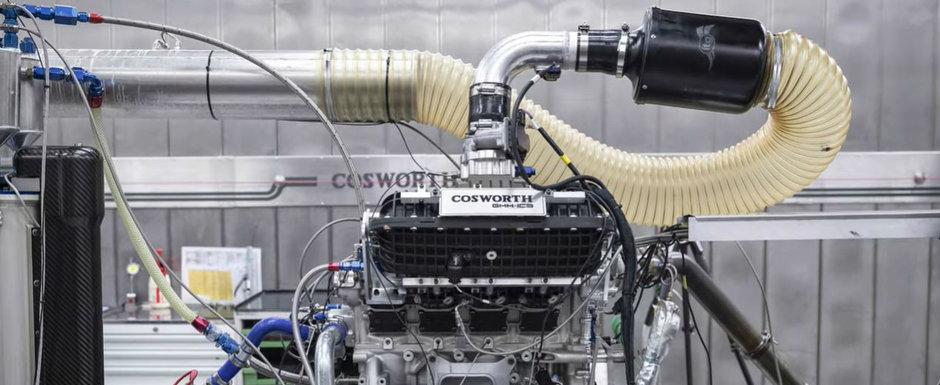 Asculta in premiera un V12 turat in peste 12.000 rpm. Va echipa cea mai avansata masina de strada lansata vreodata