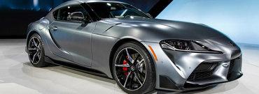 ASTA e momentul adevarului. Uite cum arata in realitate NOUA Toyota Supra