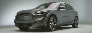 ASTA e momentul asteptat de toata lumea. Uite cum arata in realitate SUV-ul inspirat de Ford Mustang!
