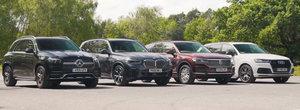 ASTA e momentul pe care il asteptam cu totii. TEST comparativ cu noul Volkswagen Touareg, BMW X5, Mercedes GLE si Audi Q7