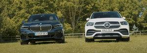 ASTA e momentul pe care il asteptam cu totii. TEST comparativ cu noul BMW X5 si Mercedes GLE