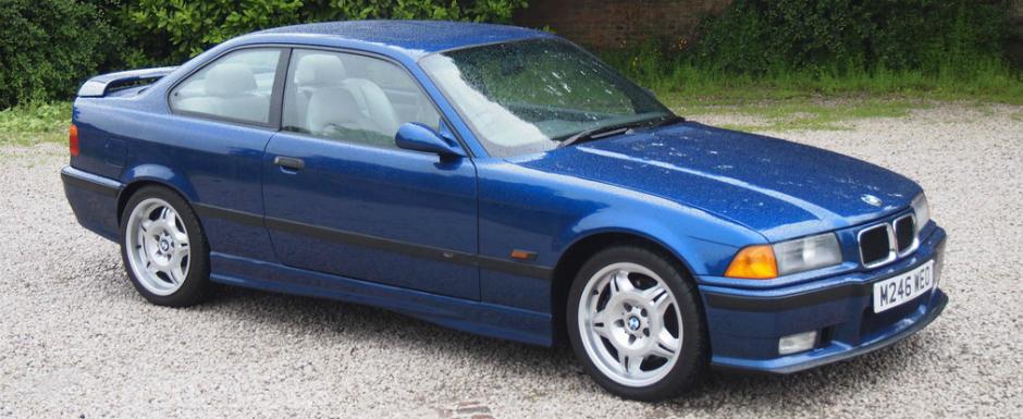 Asta este BMW-ul M3 E36 pe care il cautai de mult timp. Uite cat costa sportiva bavareza